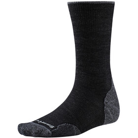 Smartwool PhD Outdoor Light Crew Socks Charcoal